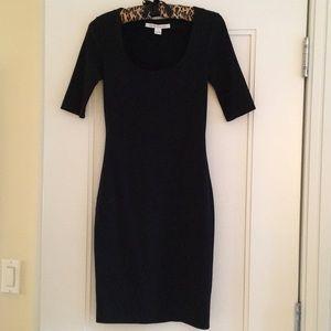 DVF sheath dress